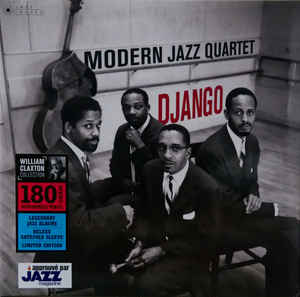 Modern Jazz Quartet - Django (Gatefold LP)