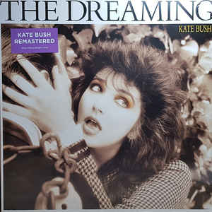 Kate Bush - The Dreaming (LP)