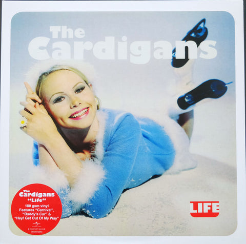 The Cardigans - Life (Gatefold LP)