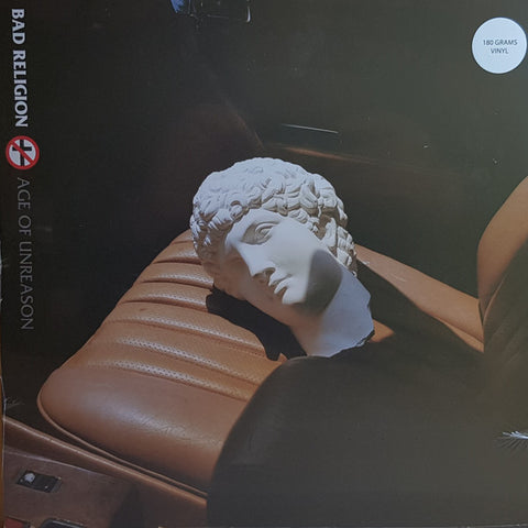 Bad Religion - Age Of Unreason (Coloured LP)