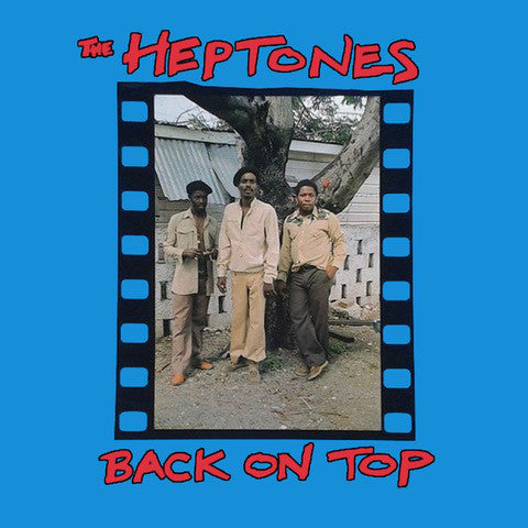 The Heptones - Back On Top (LP)