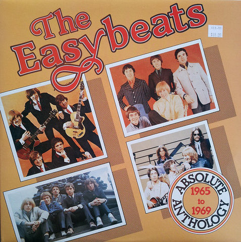 The Easybeats - Absolute Anthology: 1965 - 1969 (Gatefold 2xLP)