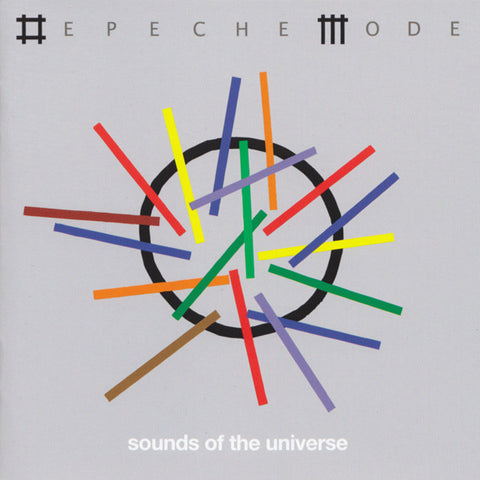 Depeche Mode - Sounds of the Universe (Gatefold 2xLP)