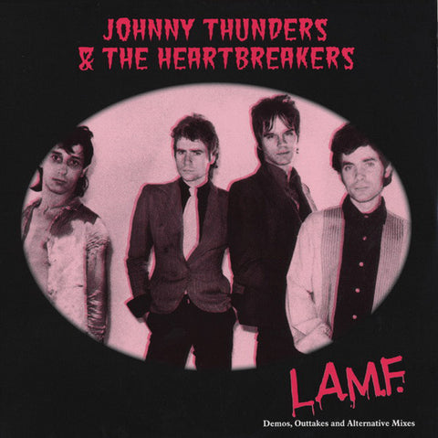 Johnny Thunders & The Heartbreakers - L.A.M.F. Demos, Outtakes and Alternative Mixes  (LP)
