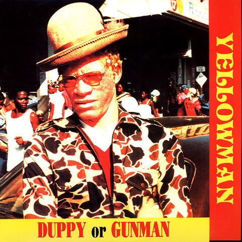 Yellowman - Duppy or Gunman (LP)