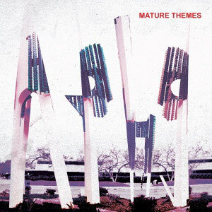 Ariel Pink's Haunted Graffiti - Mature Themes (Gatefold LP)