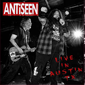 ANTiSEEN - Live In Austin TX (LP)