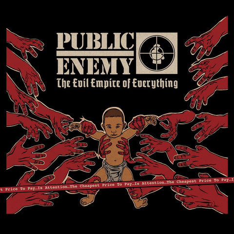 Public Enemy - The Evil Empire Of Everything (2xLP)