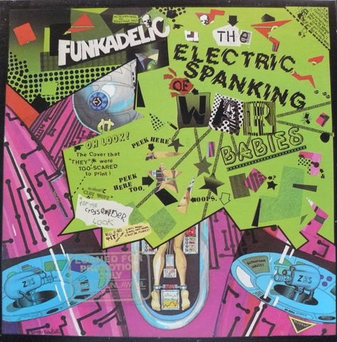 Funkadelic - The Electric Spanking of War Babies (Gatefold LP)