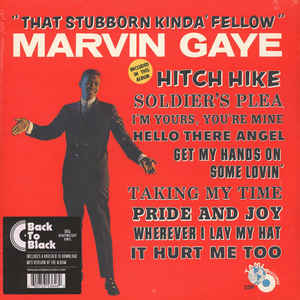 Marvin Gaye - That Stubborn Kinda Fellow (LP)