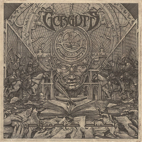 Gorguts - Pleiades' Dust (Gatefold, Clear Orange LP, Ltd 500 Copies)