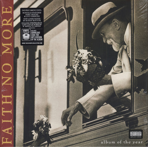 Faith No More - Album Of The Year (2xLP Gatefold)