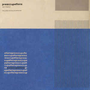 Preoccupations - Preoccupations (LP)