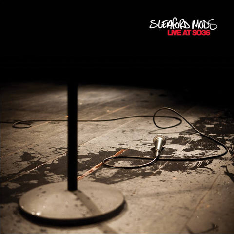 Sleaford Mods - Live At SO36 (LP)