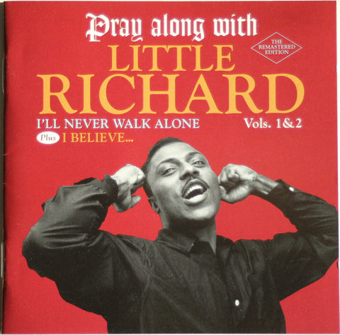 Little Richard - Pray Along with Little Richard (LP)