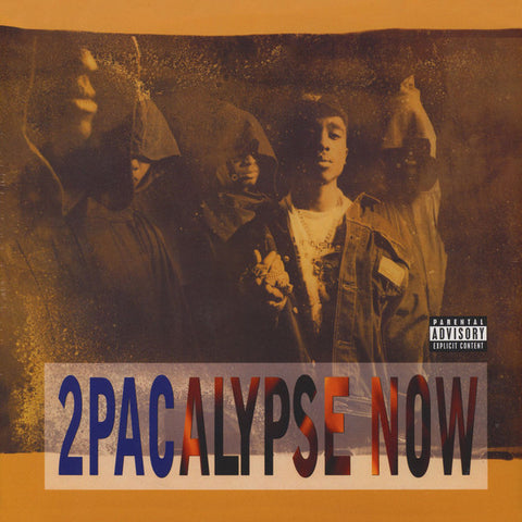 2Pac - 2pacalypse Now (Gatefold 2xLP)