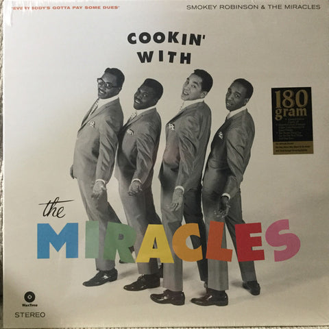 The Miracles - Cookin' With The Mircales (LP)