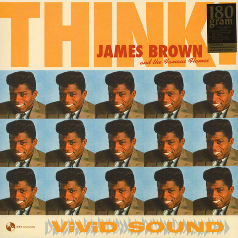 James Brown - Think! (LP)