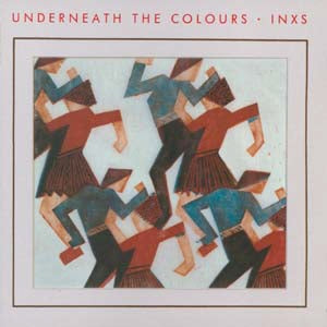 INXS - Underneath The Colours (LP)