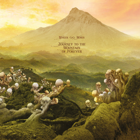 Binker & Moses - Journey To The Mountain Of Forever (Gatefold 2xLP)