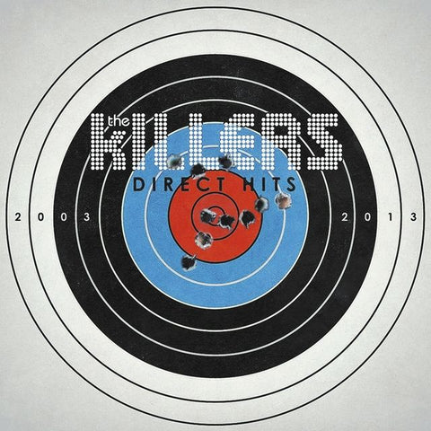 The Killers - Direct Hits (Gatefold, 2xLP)