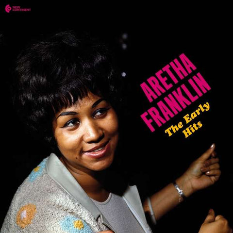 Aretha Franklin - The Early Hits (Gatefold LP)