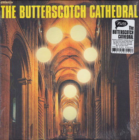 The Butterscotch Cathedral - S/T