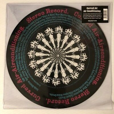 Curved Air - Air Conditioning (Ltd Edition Picture Disc)