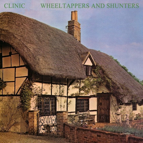 Clinic - Wheeltappers and Shunters (Ltd Edition Red Vinyl)
