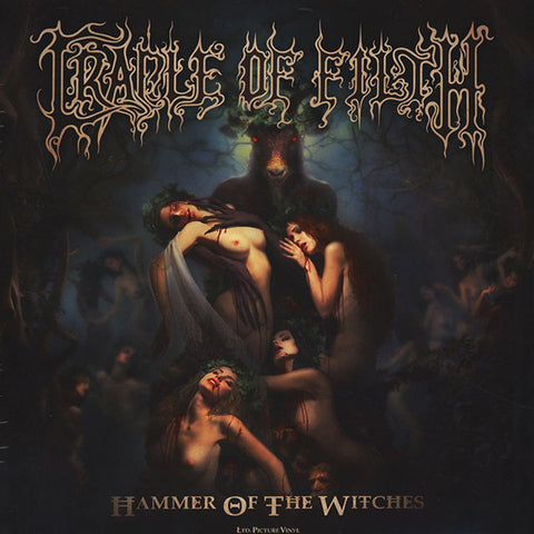 Cradle Of Filth - Hammer Of The Witches (2xLP Gatefold)