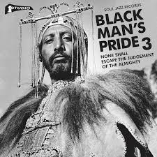 Soul Jazz Records Presents - Black Man's Pride 3 (Gatefold 2xLP)