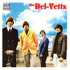 "The Del-Vetts - The Del-Vetts (10"" Coloured)"