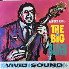 Albert King - The Big Blues (LP)