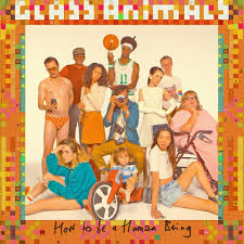 Glass Animals - How to be a Human Being (LP)