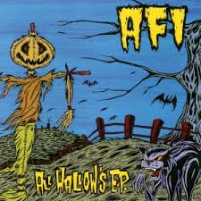 "AFI - All Hallow's Eve (10"")"