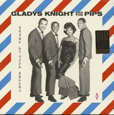 Gladys Knight & the Pips - Letter Full of Tears (LP)