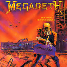 Megadeth - Peace Sells... But Who's Buying? (LP)