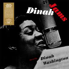 Dinah Washington - Dinah Jams (Gatefold LP)