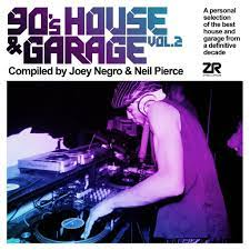 90's House & Garage Part Two - Compiled by Joey Negro (2xLP)