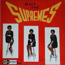 The Supremes - Meet The Supremes (LP)