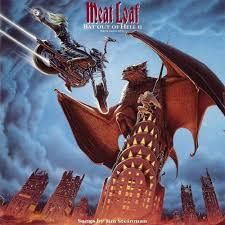 Meatloaf - Bat out of Hell II: Back Into Hell (Gatefold 2xLP)