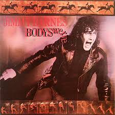 Jimmy Barnes - Bodyswerve (LP)
