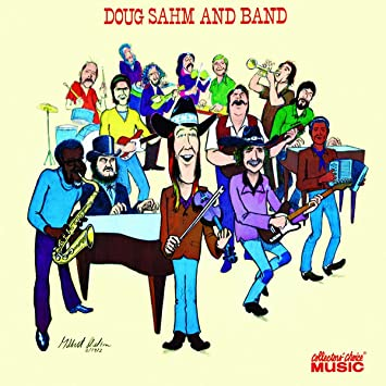 Doug Sahm And Band - S/T (Limited Edition Gold Vinyl)