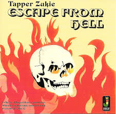 Tapper Zukie - Escape From Hell (LP)