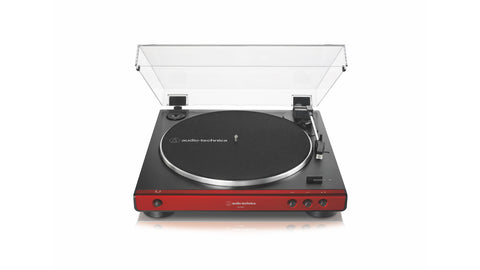 Audio Technica AT-LP60X Fully Automatic Belt-Drive Stereo Turntable
