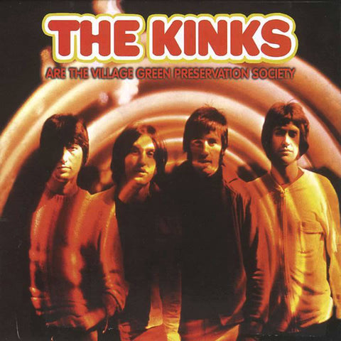 The Kinks - Are The Village Green Preservation Society (Gatefold LP)