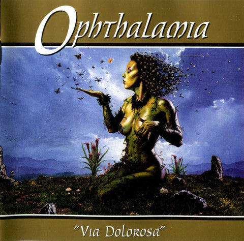 "Ophthalamia - ""Via Dolorosa"" (2xLP)"