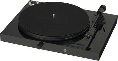 Pro-Ject Juke Box E Turntable with Ortofon OM5e Cartridge