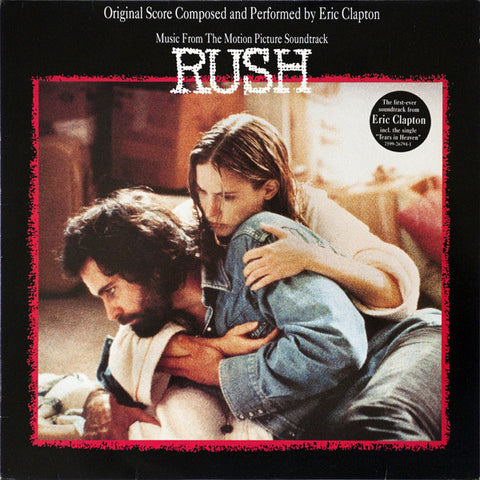 Rush - Music From The Motion Picture Soundtrack (Eric Clapton)