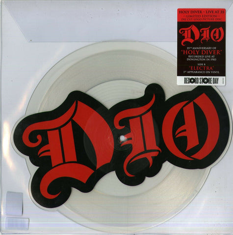 "Dio - Holy Diver (RSD 10"", Ltd Edition Picture Single)"